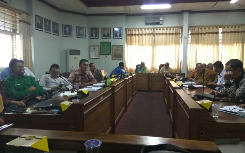 Sinkronisasi Program Kehutanan, Dishut Lampung Gelar Rakorenbanghut