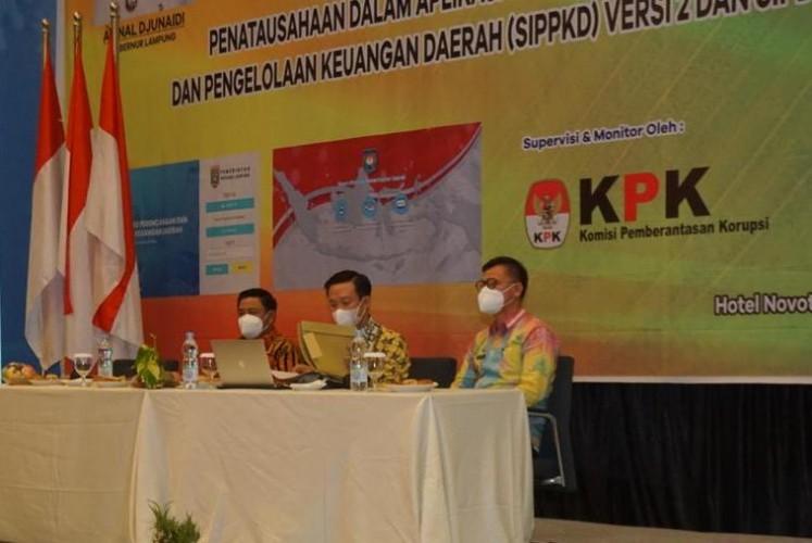 SIPPKD Versi 2 dan SIPD Perkuat Pengelolaan Transparansi Keuangan