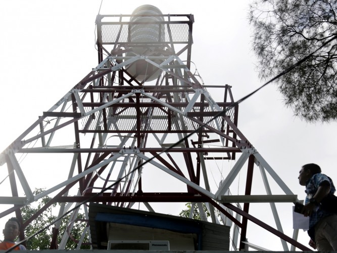 Sistem Peringatan Dini Tsunami Bakal Dipasang di Mentawai Hingga Banyuwangi