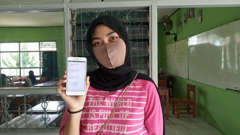 Siswa Bandar Lampung Mulai Terima Kuota Internet Gratis