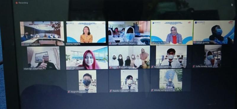Siswa Binaan Yayasan Pendidikan Astra Dibekali Ilmu Jurnalistik