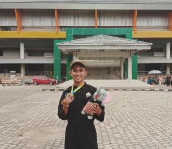 Siswa Ponpes Roudlotul Quran Sabet Juara Pencak Silat Piala Kemenpora