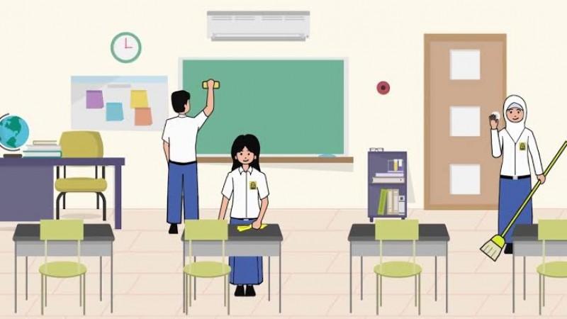 Siswa SMA Mulai Jalani ANBK