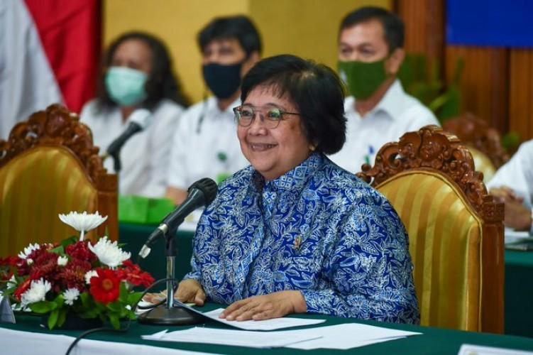 Siti Nurbaya Membawa Indonesia Dapat Persetujuan Dana US$103,8 Juta dari GCF