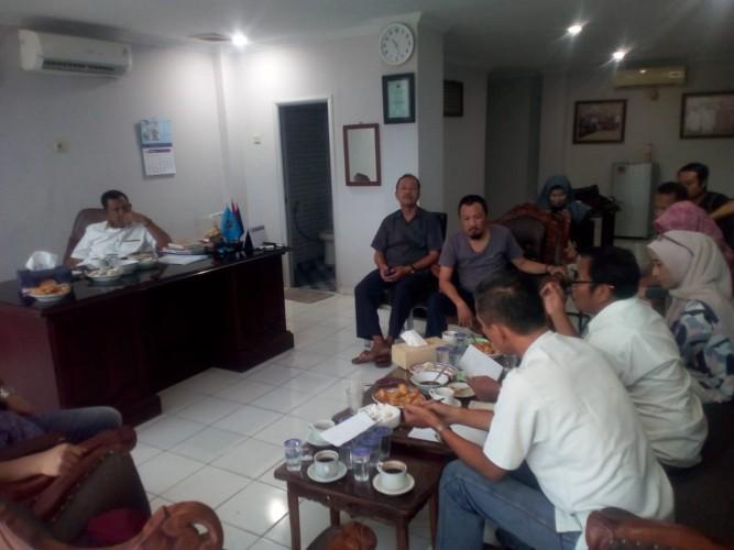 Siwo PWI Lampung Helat Rakernaslub, Sejumlah Tokoh Dapat Award
