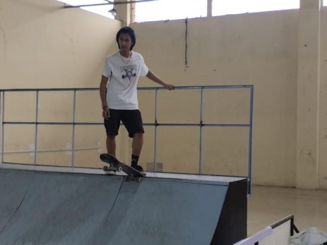 Skateboarder Lampung Kalahkan Jambi, Sumatra Selatan, hingga Jabodetabek