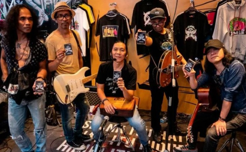 Slank Gelar Konser Virtual Sambut New Normal