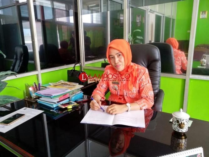 SLB di Lampung Masih Kekurangan Guru