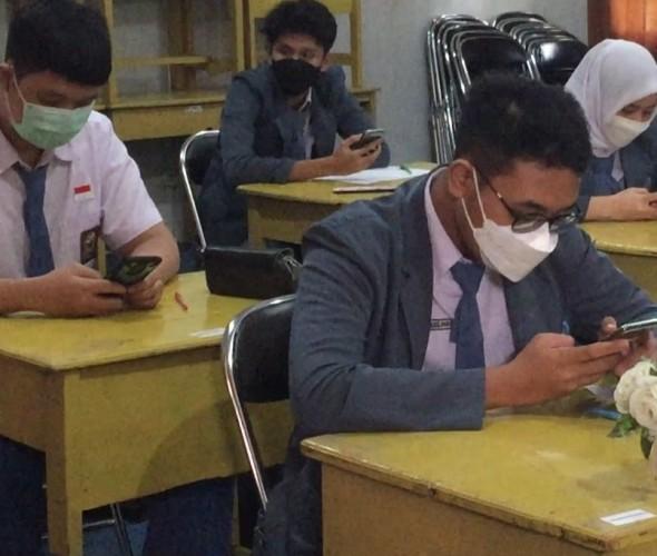 SMAN 2 Bandar Lampung Anggap <i>Blended Learning</i> Opsi Terbaik PTM
