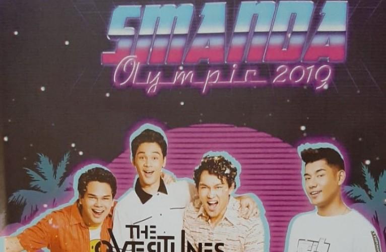 SMAN 2 Bandar Lampung Gelar Smanda Olimpic 2019
