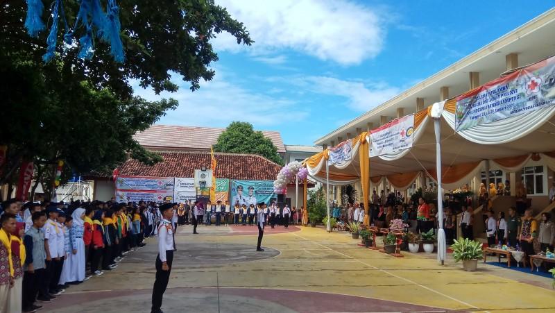 SMAN 3 Bandar Lampung Gelar Dwi Lomba PMR Se-Sumatera dan Jawa