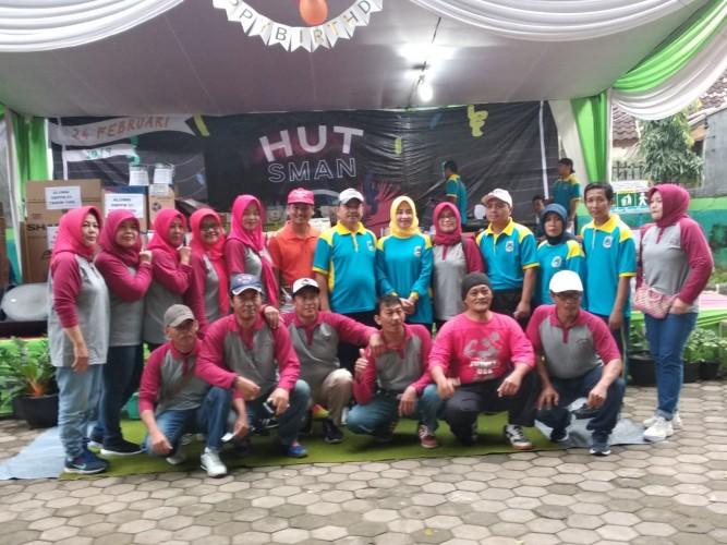 SMAN 9 Bandar Lampung Rayakan HUT ke-43 Tahun