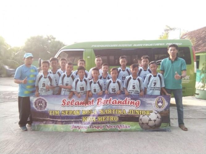 SMP Kartika Metro Luncurkan Program SSB