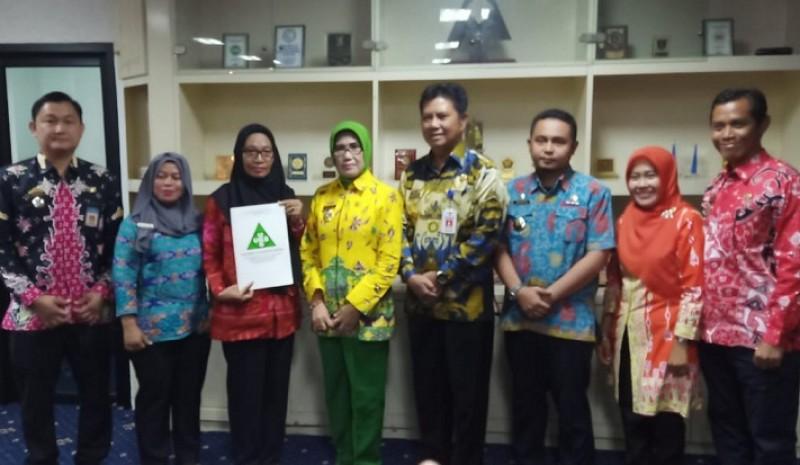 SMPN 3 Banjaragung Sabet Juara Pertama LSS-UKS