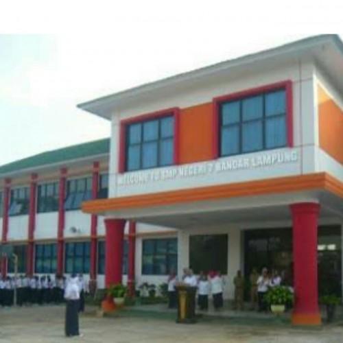 SMPN 7 Wakili Bandar Lampung Lomba UKS Tingkat Provinsi