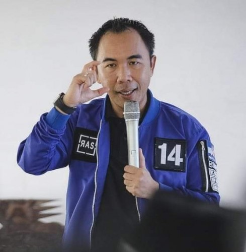 Soal Koalisi Partai, Adipati Fokus Tuntaskan Visi Misi 2016-2021