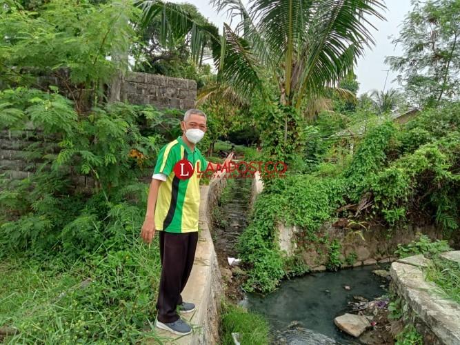 Sodetan Irigasi di Imopuro Tangkal Banjir Saat Musim Hujan