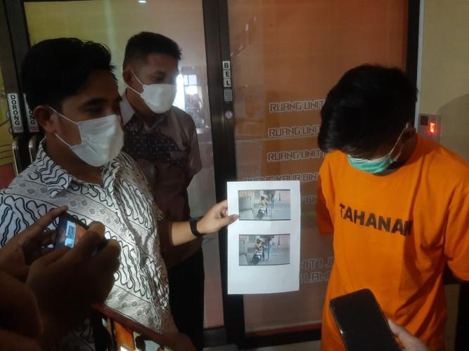 Sopir Ojol di Bandar Lampung Tipu Polisi demi Hindari Tagihan <i>Leasing</i>
