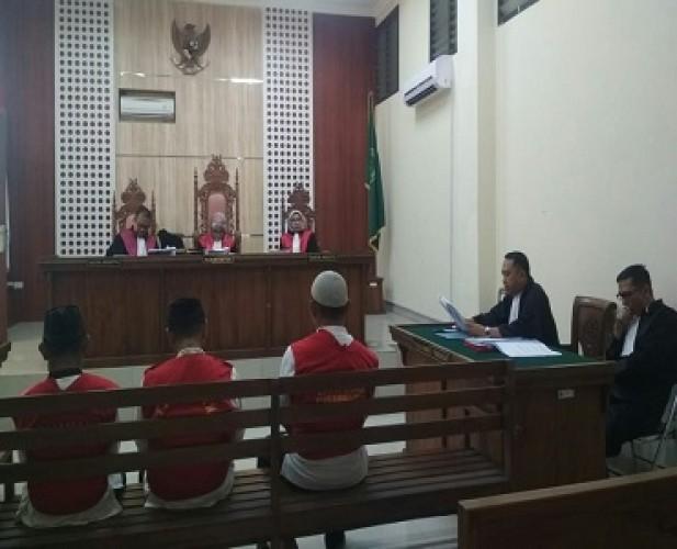 Sopir Truk Batu Bara Ilegal Divonis 1 Tahun Penjara