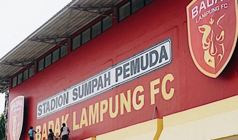 Sore Ini, Badak Lampung FC Jalani Laga Perdana di Stadion Sumpah Pemuda