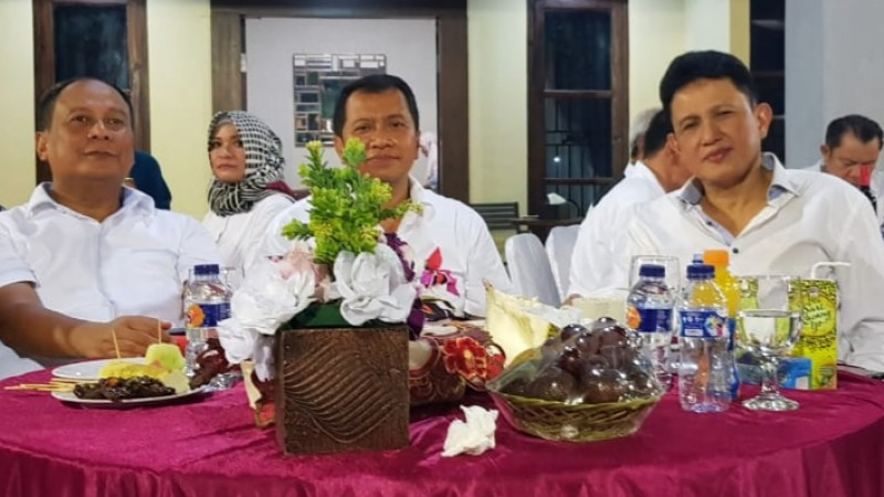 SPDB Edward Syah Pernong Apresiasi Irjenpol Suntana