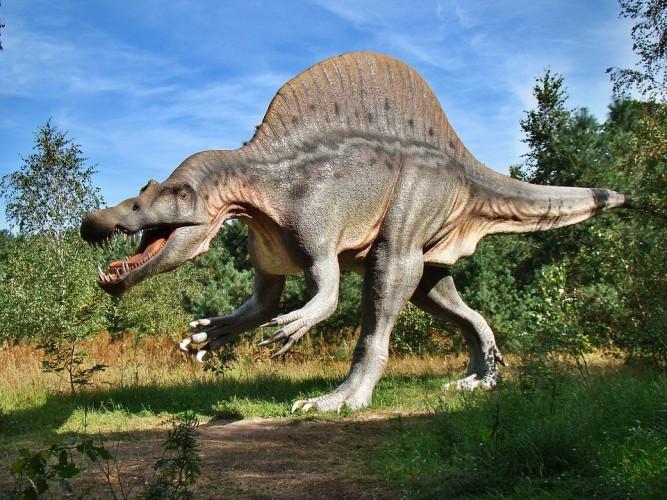 Spesies Dinosaurus Baru