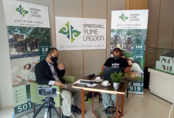 Springhill Adakan Webinar Pemanfaatan Kamera Smartphone