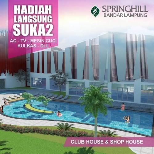 Springhill Lampung Adakan Promo Suka-suka