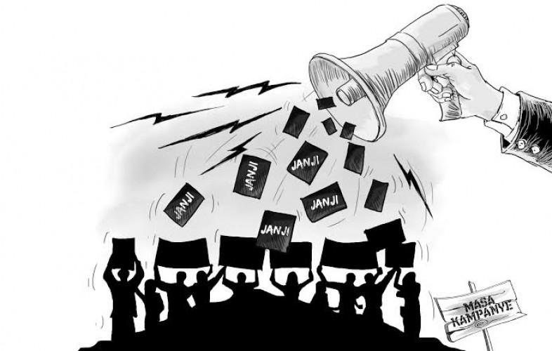 Sri Mulyani Sering Sakit Perut Dengar Janji Kampanye