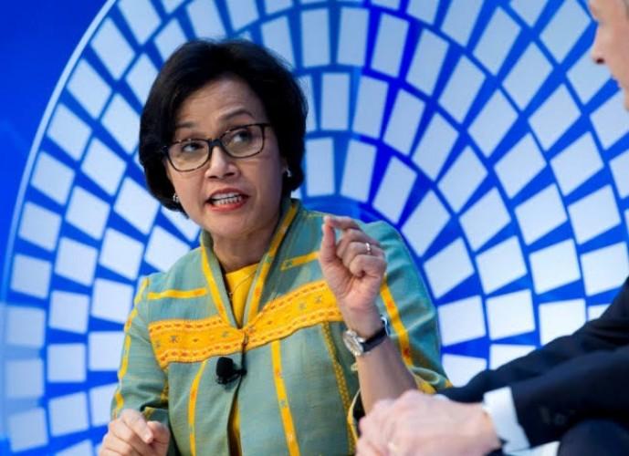 Sri Mulyani Tegaskan Komitmen Indonesia Transisi ke Energi Bersih