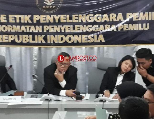 Staf Wahyu Setiawan Diduga Bermain pada Jual Beli Jabatan KPU Lampung