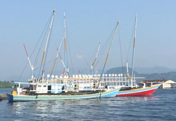 Stasiun Meteorologi Maritim Lampung Imbau Nelayan Waspadai Gelombang Tinggi
