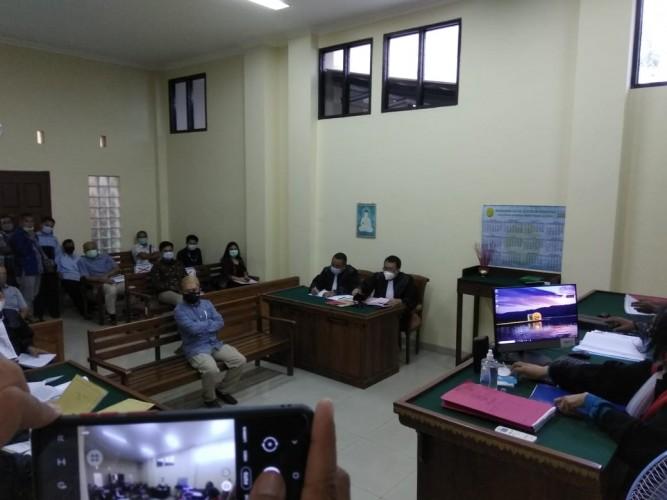 Status Buronan Syamsul Arifin Jadi Pertimbangan Hakim Soal Penangguhan Penahanan