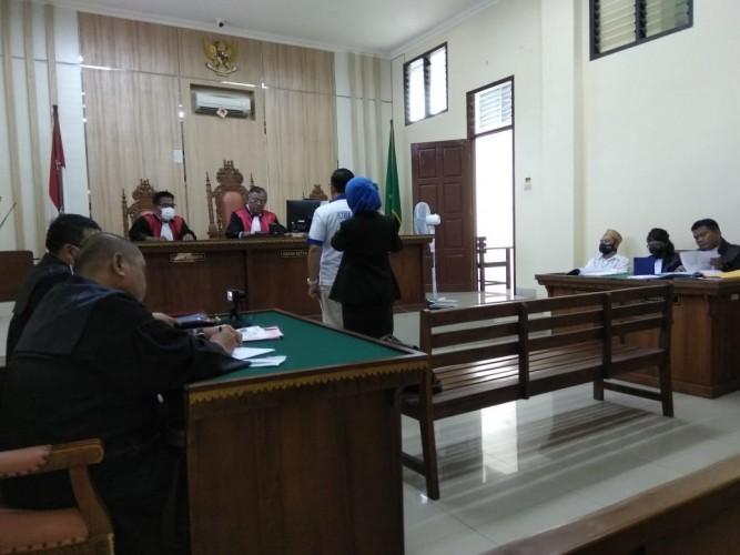 Status DPO danBarang Bukti Syamsul Arifin Jadi Perdebatan dalam Sidang