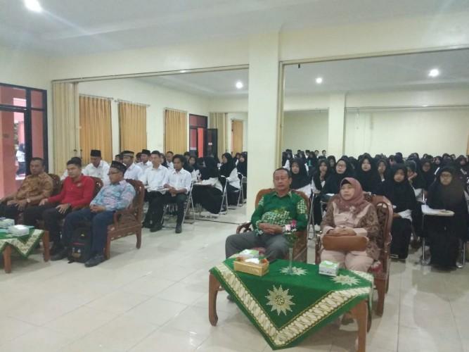 STKIP Muhammadiyah Pringsewu Lampung Adakan Baitul Arqom Purna Studi