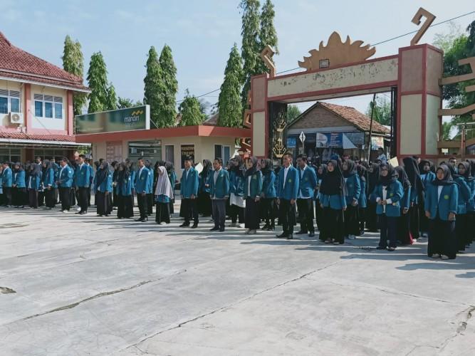 STKIP Muhammadiyah Pringsewu Lepas 160 Mahasiswa KKN