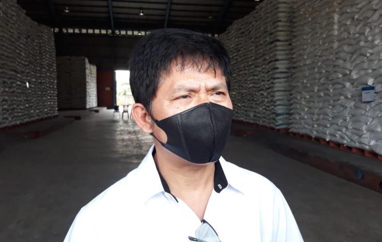 Stok Beras Bulog Lampung Capai 47 Ribu Ton