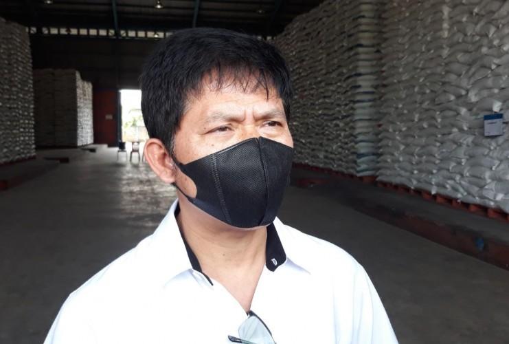 Stok Beras di Lampung Cukup untuk Setahun ke Depan