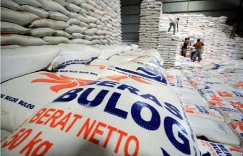 Stok Beras di Lampung Utara 2.000 Ton