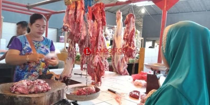 Stok Daging 2.977 Ton, Siap Hadapi Kebutuhan pada Ramadan