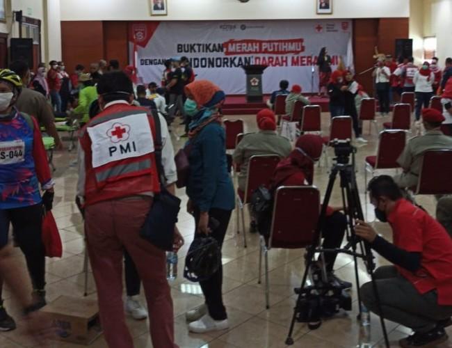 Stok Darah Menurun, Relawan Siaga Gelar Aksi Donor Darah