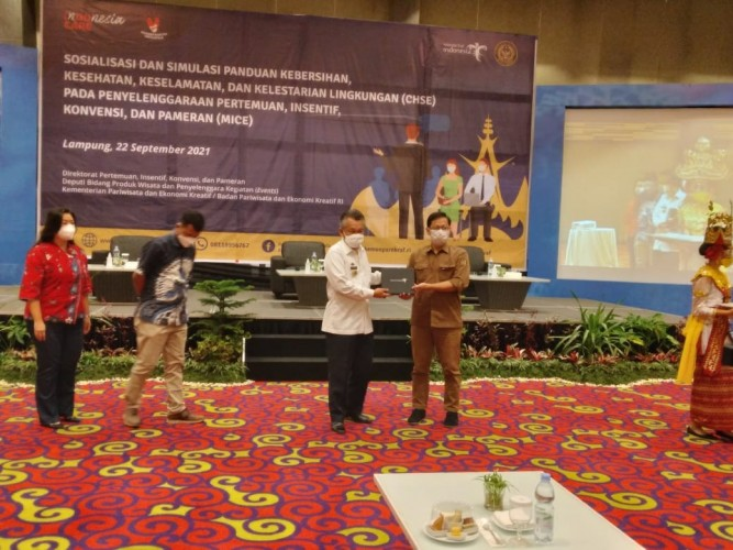 Strategi Lampung Sambut Lonjakan Wisata tanpa Klaster Baru Covid-19