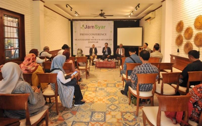 Strategi Profit JamSyar Berhasil Kumpulkan Laba Rp53,05 M