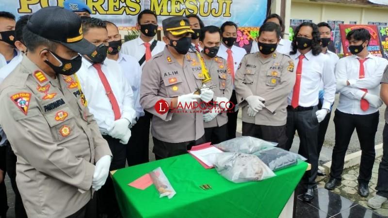 Sudah Bunuh 3 Orang, Perampok Sadis Mesuji Terancam 20 Tahun Penjara