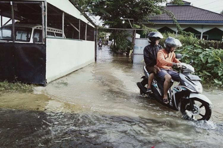 Sudah Empat Hari, Banjir di Banjarmasin Belum Surut