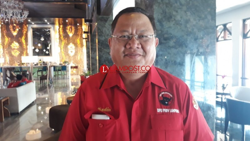 Sudin Benarkan DPP PDIP Panggil Tiga Kandidat