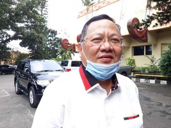 Sudin Beri Sinyal Rekomendasi PDIP ke Eva Dwiana