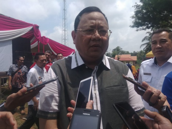 Sudin Sindir Anggota DPRD Pesawaran dari PDIP yang Tak Hadir