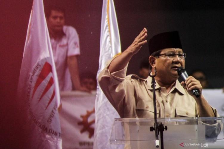 Sudirman Said Prihatin Prabowo Dilarang Salat Jumat