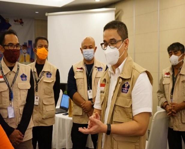 Sukarelawan Tetap Solid Membantu Pemerintah Tangani Covid-19
